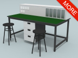 Industrial ESD Workbenches