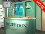 Reception Desks & Counters
