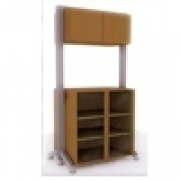 Display unit - Cabinet